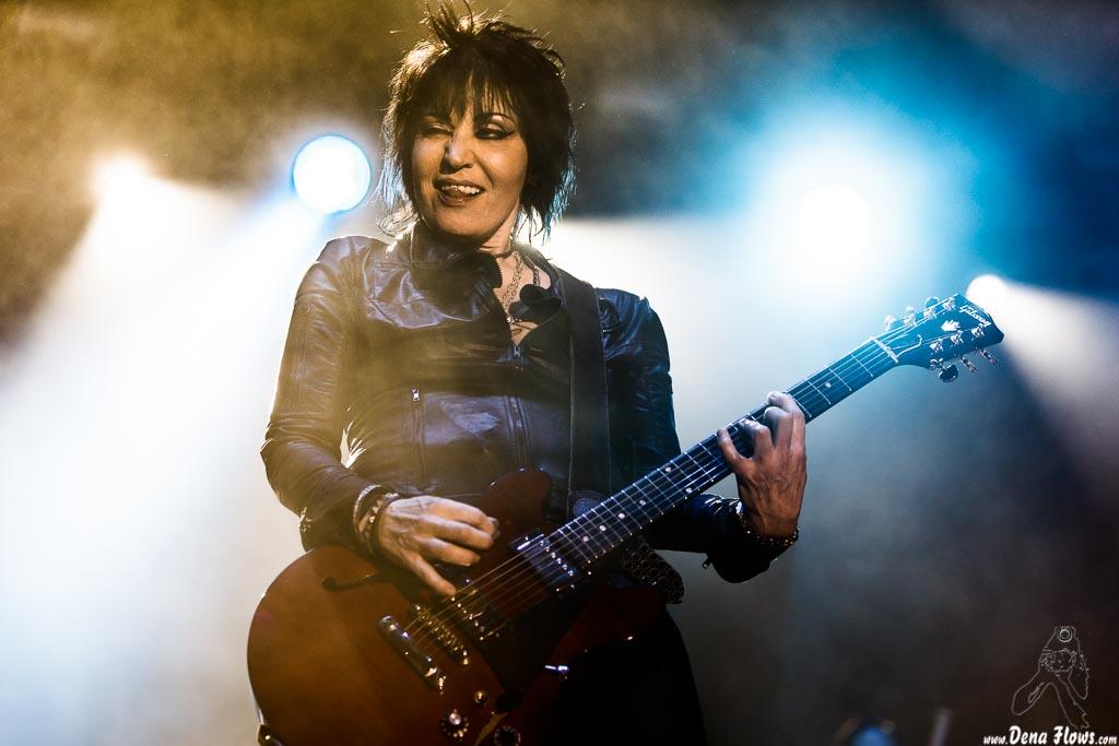 Joan Jett & The Blackhearts, Azkena Rock Festival 2018, Mendizabala, Vitoria-Gasteiz, 23/VI/2018