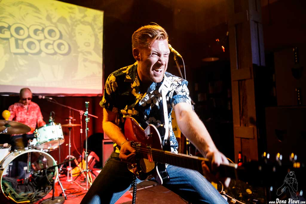 Gogo Loco, Fuzz in the City 2019, Hika Ateneo, Bilbao, 6/IV/2019