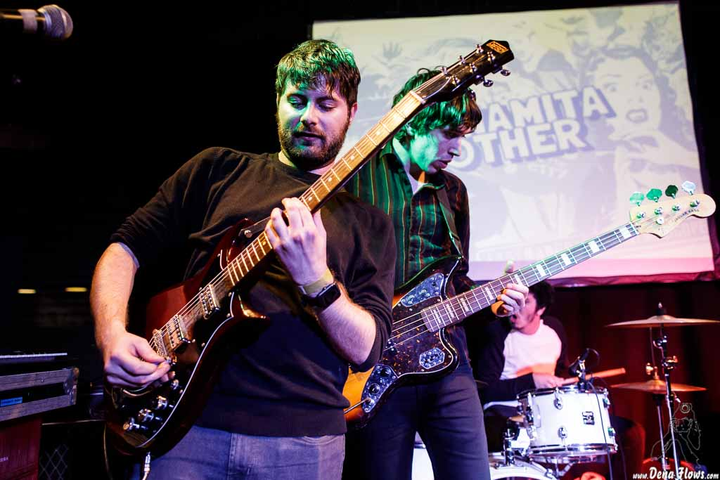 Dinamita Brother, Fuzz in the City 2019, Hika Ateneo, Bilbao, 6/IV/2019