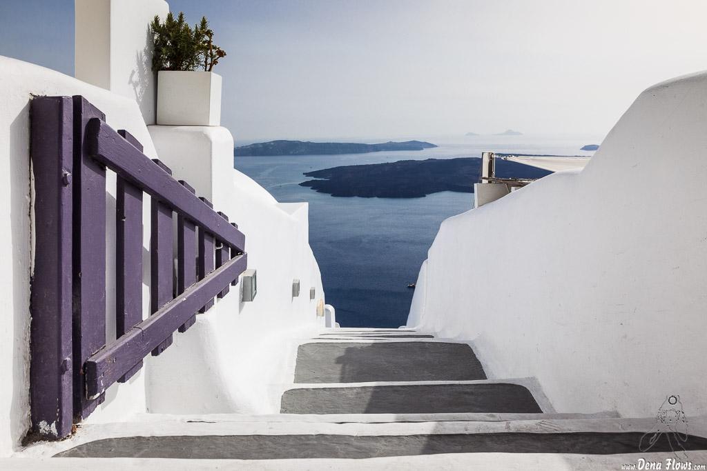 Firostefani, Santorini, Thira, Grecia