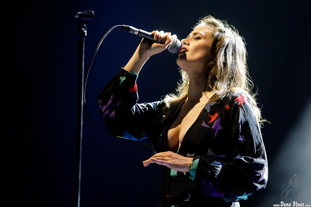 TOPS, BIME Live 2017, Bizkaia Arena - BEC, Barakaldo, 28/X/2017