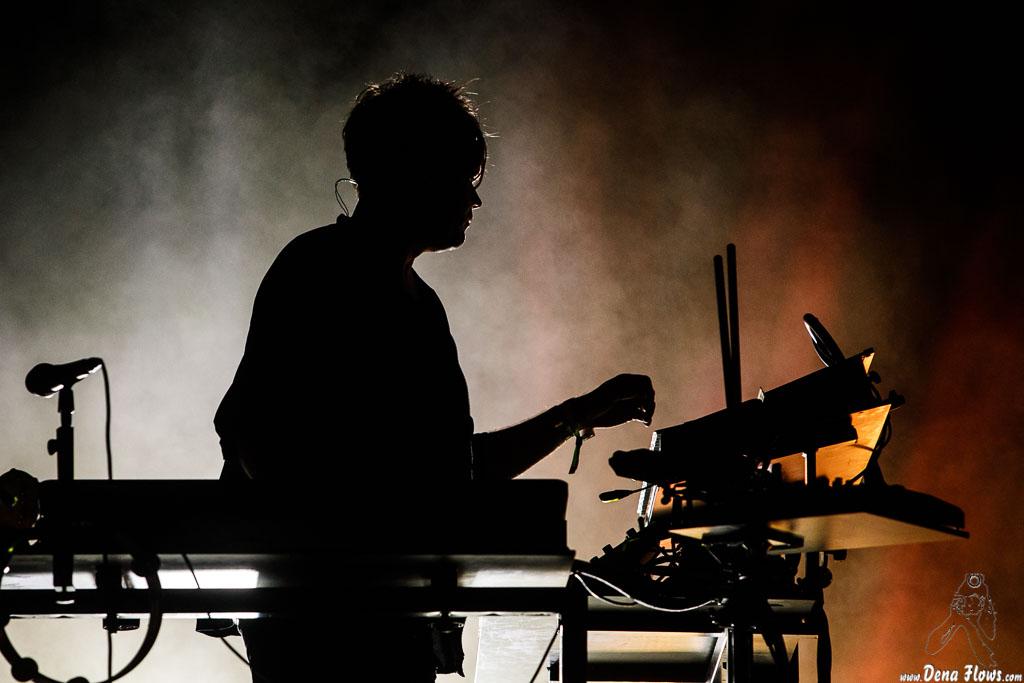 Trentemoller, Bilbao BBK Live 2017, Kobetamendi, Bilbao, 7/VII/2017