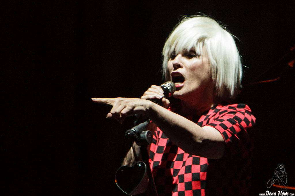 Blondie, Azkena Rock festival 2014, Mendizabala, Vitoria-Gasteiz, 21/VI/2014