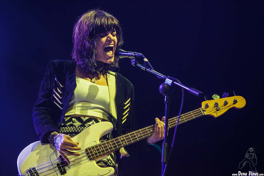 Royal Thunder, Azkena Rock festival 2014, Mendizabala, Vitoria-Gasteiz, 21/VI/2014