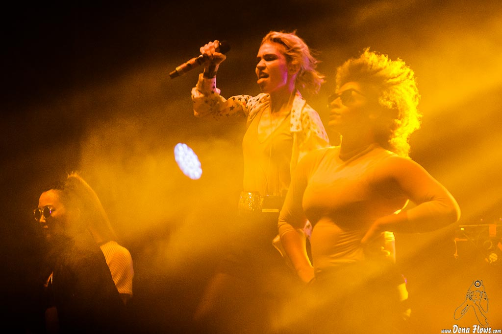 Grimes, Bilbao BBK Live 2016, Kobetamendi, Bilbao, 8/VII/2016