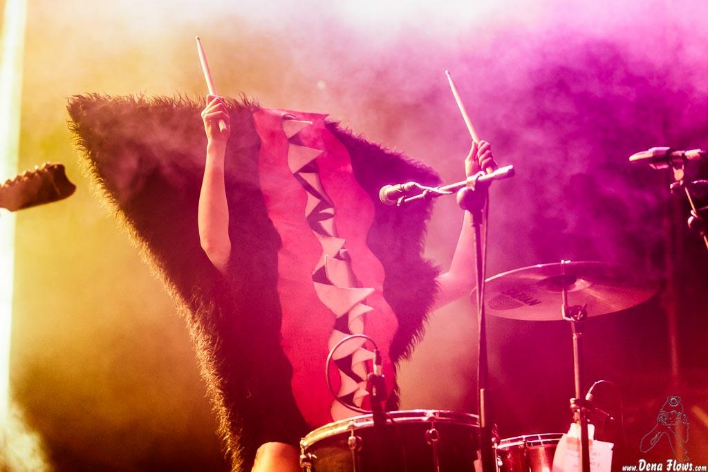 The Sex Organs, Azkena Rock Festival 2016, Mendizabala, Vitoria-Gasteiz, 17/VI/2016