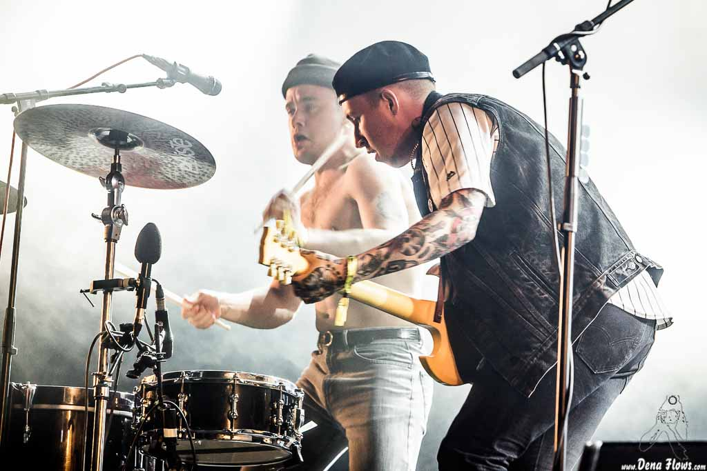 Slaves, Bilbao BBK Live 2016, Kobetamendi, Bilbao, 8/VII/2016