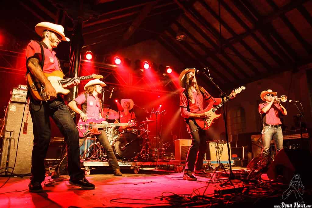 Los Coronas, Turborock 2010, Sarón, Cantabria, 25/IX/2010