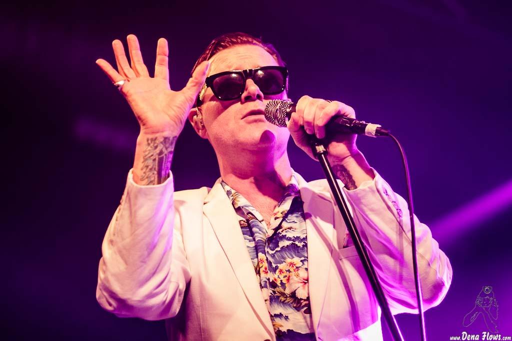 Me First and The Gimme Gimmes, Santana 27 (fever club), Bilbao, 11/II/2017
