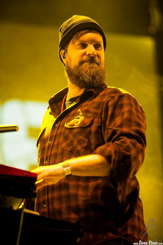 John Grant. Fotos por Dena Flows