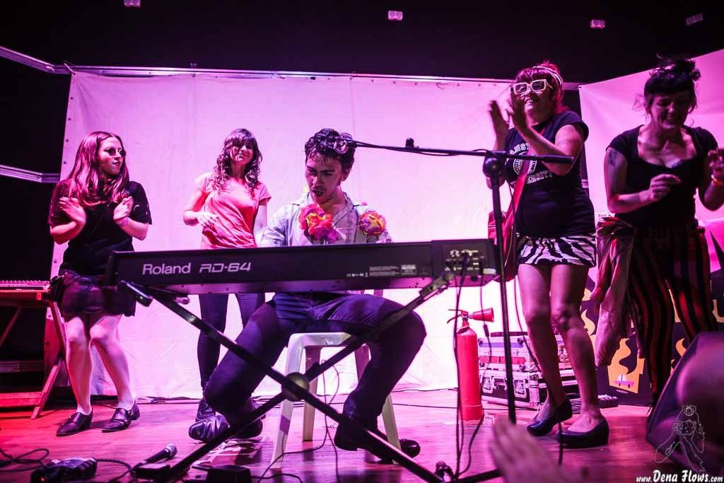 Henri Herbert, Funtastic Dracula Carnival 2015, Discoteka Ku, Benidorm, 10/X/2015