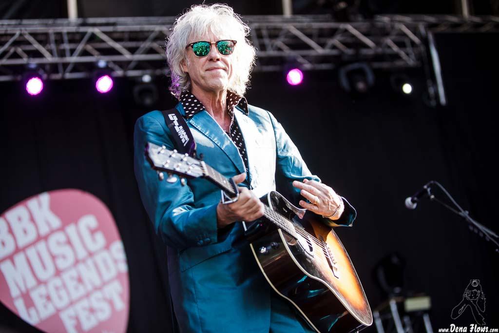 Bob Geldof, Music Legends Fest 2016, Centro La Ola, Sondika, 11/VI/2016