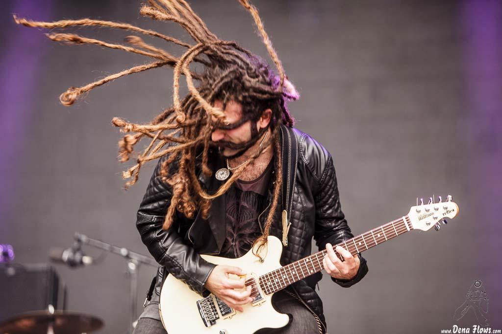 The Flying Scarecrow, Azkena Rock Festival 2016, Mendizabala, Vitoria-Gasteiz. Galerías de fotos de conciertos por Dena Flows