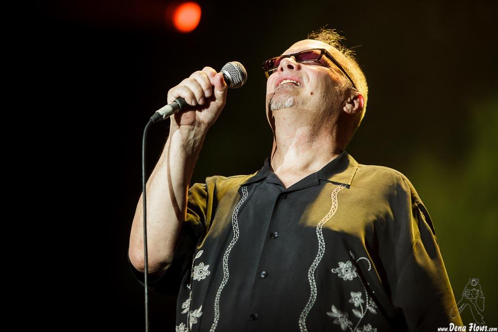 Curtis Salgado, BluesCazorla 2015, Plaza de toros, Cazorla, Jaén, 2/VII/2015