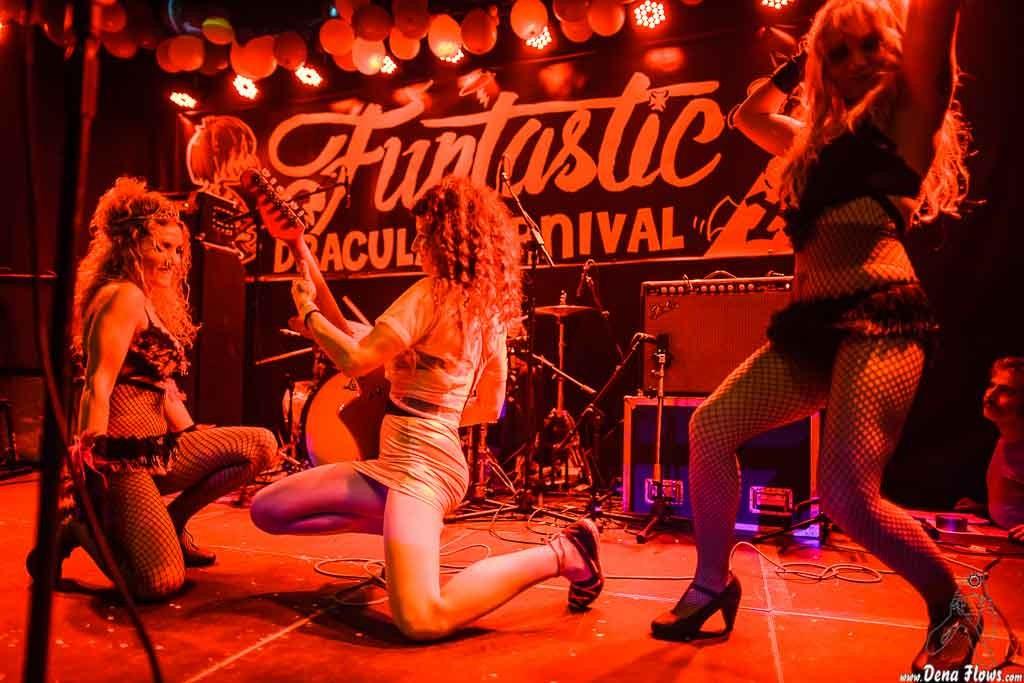 Chrome Reverse, Funtastic Dracula Carnival 2015, Discoteka Ku, Benidorm, 10/X/2015