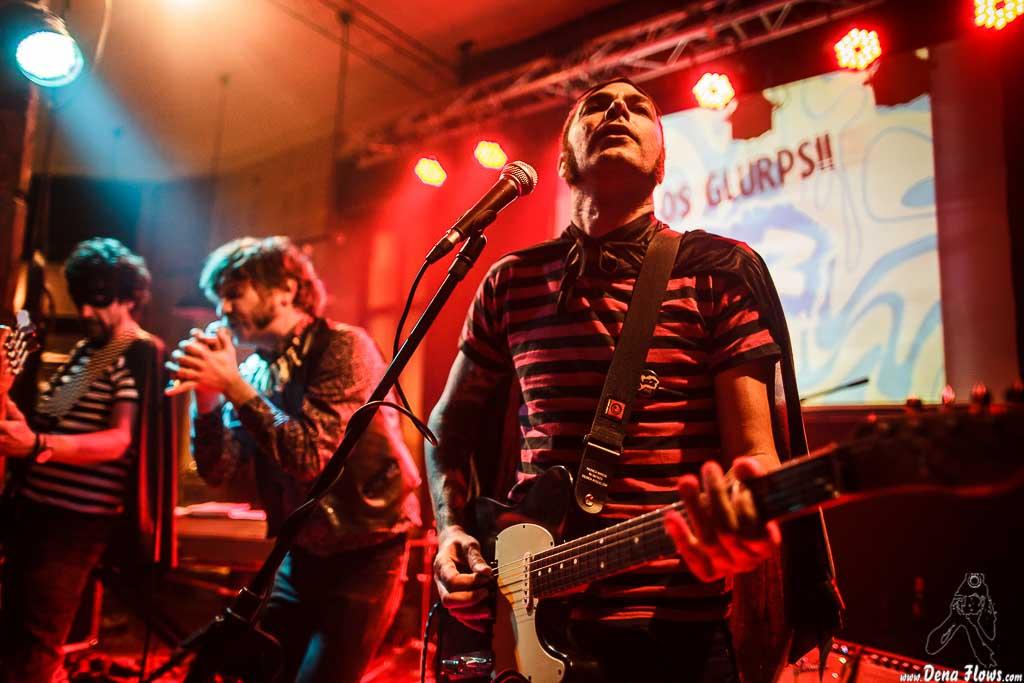 Los Glurps!!, Fuzz in the city 2015, Hika Ateneo, Bilbao, 28/III/2015