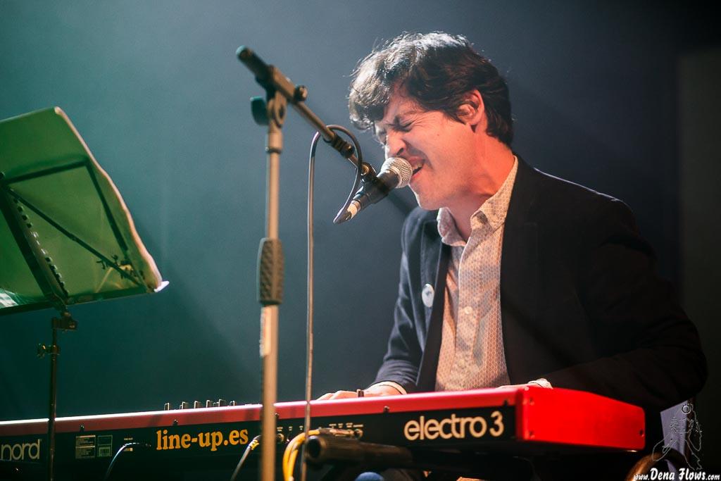 "The Fakeband, Ciclo Izar & Star 2015 (The Fakeband vs. The Band ""The Last Waltz""), Kafe Antzokia, Bilbao, 9/I/2015"