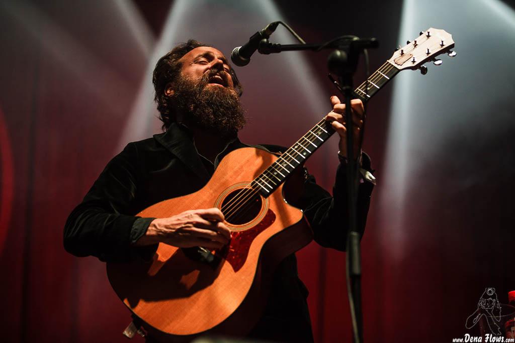 Iron & Wine (solo acoustic), Bizkaia International Music Experience - BIME 2015, Bilbao Exhibition Centre - BEC, Barakaldo, 30/X/2015