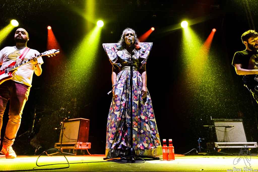Los Punsetes, Bilbao BBK Live 2017, Kobetamendi, Bilbao, 7/VII/2017