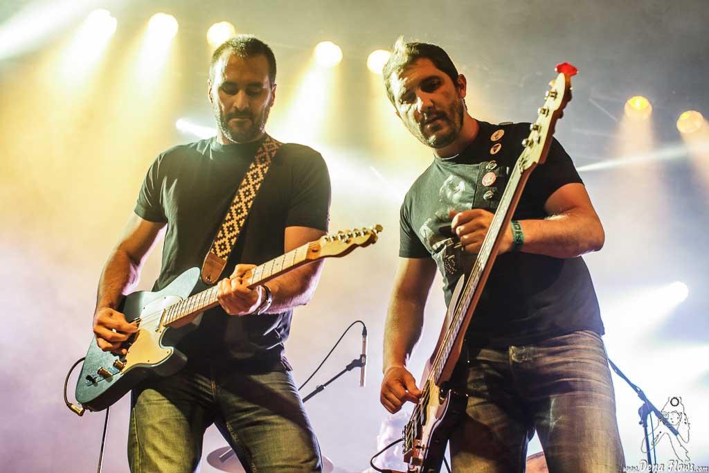 Los Brazos, WOP Festival 2015, Santana 27, Bilbao, 12/XII/2015