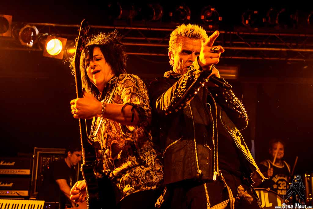 Billy Idol, Sala RockStar, Barakaldo, 17/VII/2012
