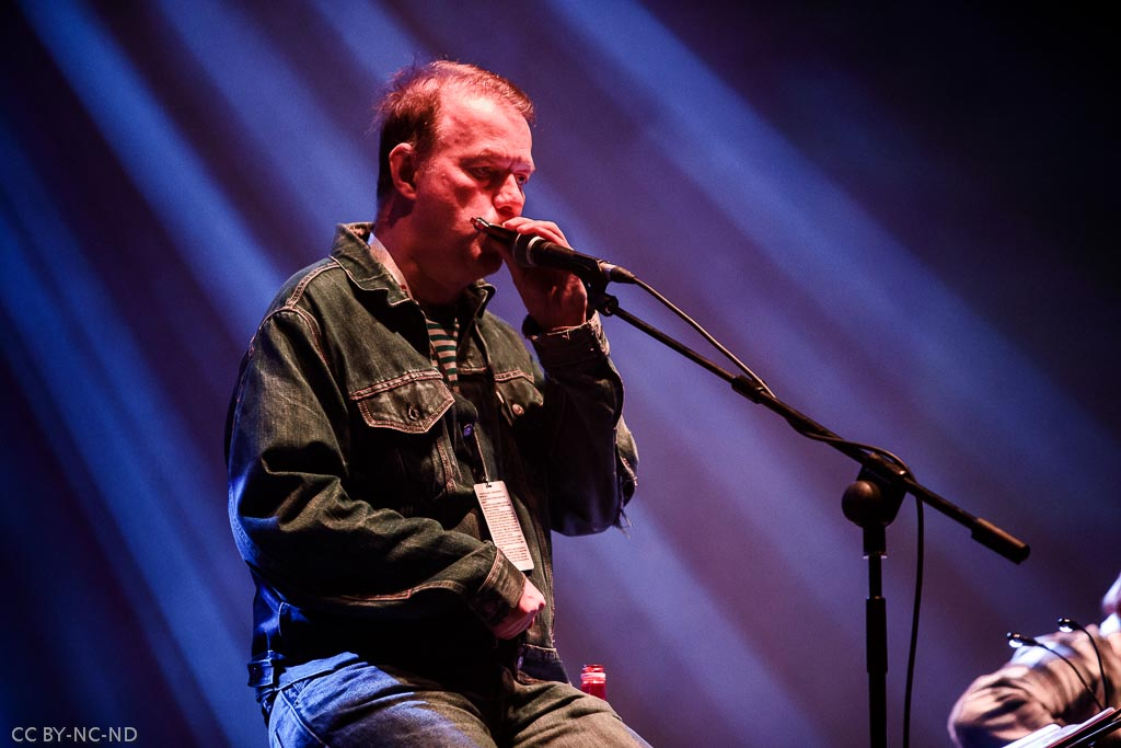 Edwyn Collins, Bizkaia International Music Experience - BIME 2016, Bilbao Exhibition Centre - BEC, Barakaldo, 28/X/2016