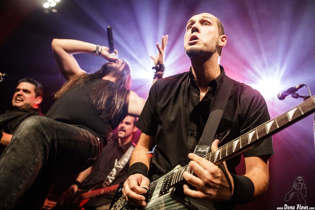 Warg, Concurso Pop-Rock Villa de Bilbao 2016, Final Metal, Bilborock, Bilbao, 11/XI/2016