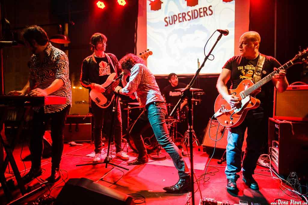 Supersiders, Fuzz in the city 2015, Hika Ateneo, Bilbao, 28/III/2015