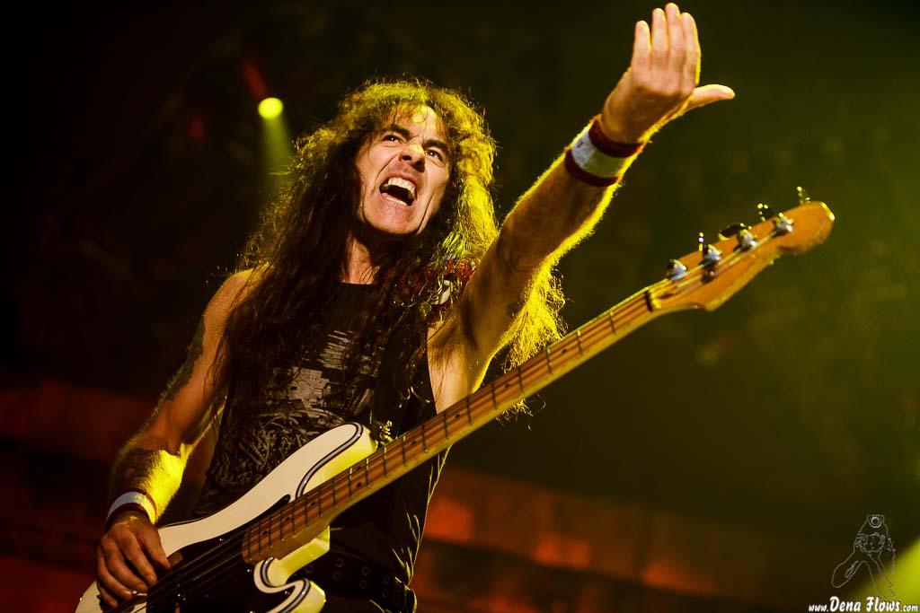 Iron Maiden, Bilbao Exhibition Centre -BEC-, Barakaldo, 29/V/2014