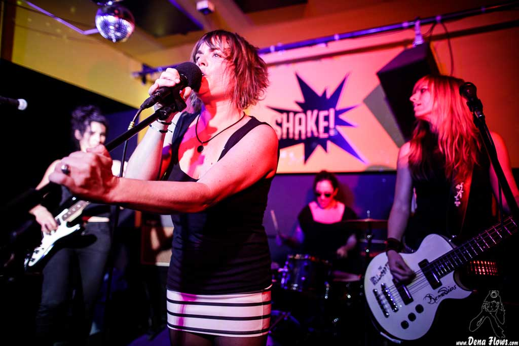 MoonShakers, Shake!, Bilbao, 13/V/2017