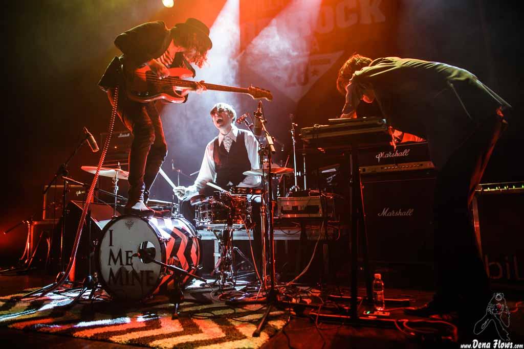 I Me Mine, Concurso Pop-Rock Villa de Bilbao 2016, Final Pop-Rock, Bilborock, 12/XI/2016