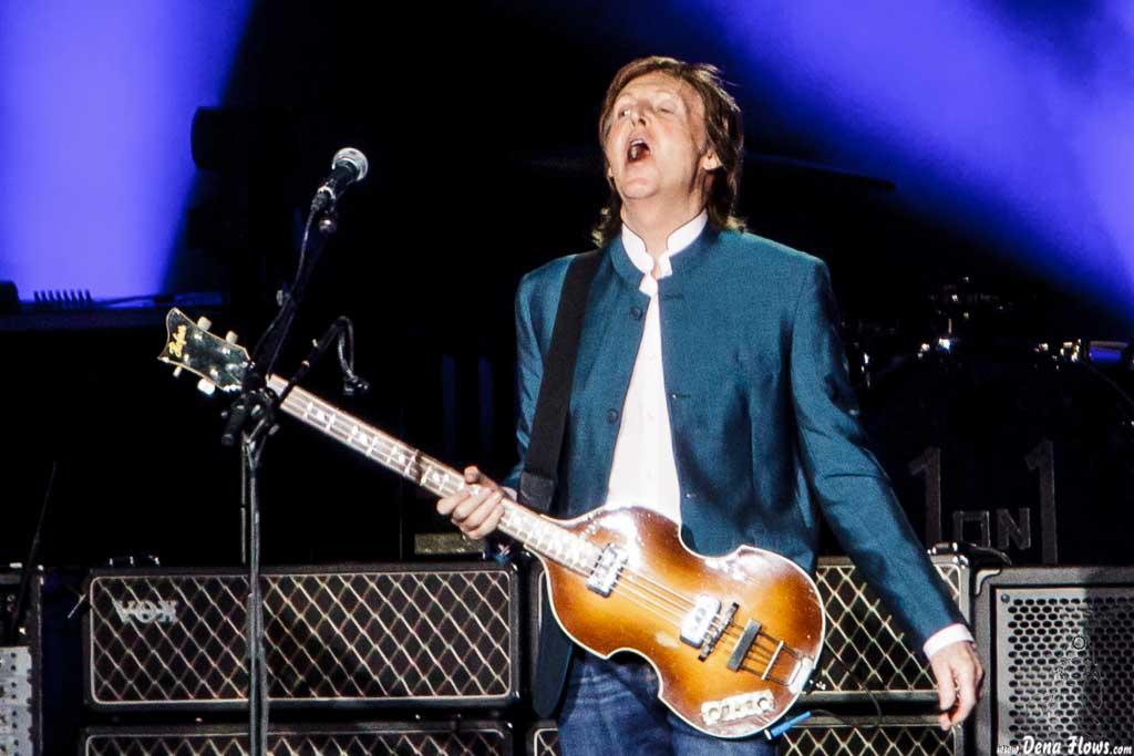 Paul McCartney, Estadio Vicente Calderón, Madrid, 2/VI/2016