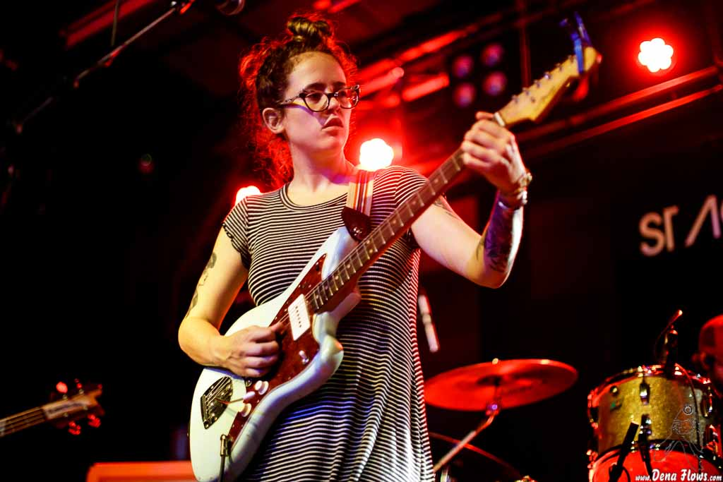 Sallie Ford & Band, Stage Live, Bilbao, 8/XI/2017
