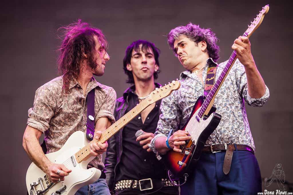 Sumisión City Blues, Azkena Rock Festival 2016, Mendizabala, Vitoria-Gasteiz, 18/VI/2016