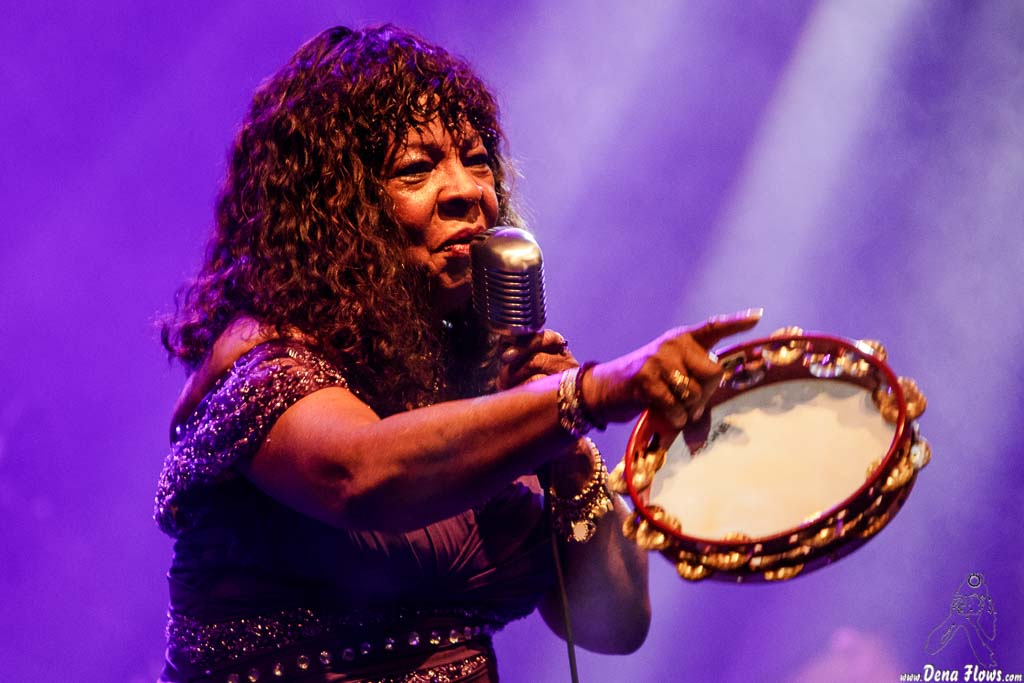 Martha Reeves & The Vandellas, Ciclo Music Legends 2018, Sala BBK, Bilbao, 8/III/2018