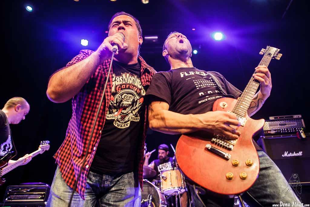Chivo, Muestra Pop-Rock local Aste Nagusia 2016, Bilborock, Bilbao, 25/VIII/2016