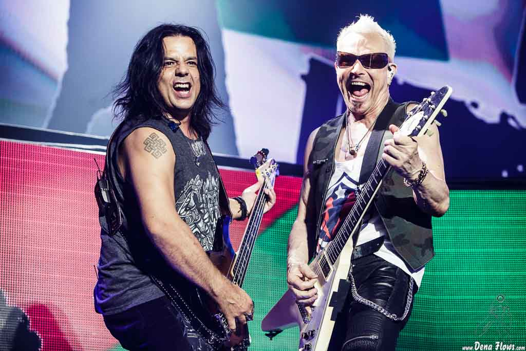 Scorpions, Bilbao Arena, Miribilla, Bilbao, 30/VI/2016