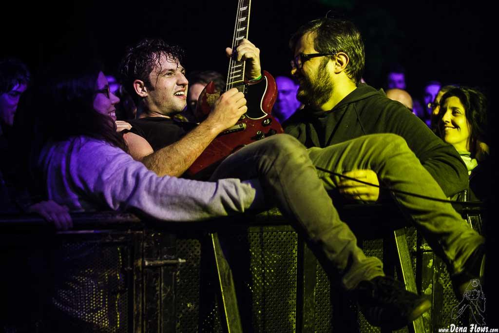 Lee Bains III & The Glory Fires, Azkena Rock Festival 2015, Mendizabala, Vitoria-Gasteiz, 19/VI/2015