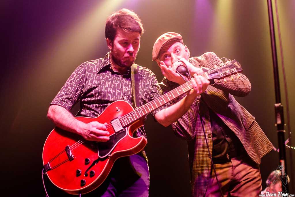 The Allnighters, Basque Fest Rock City 2018, Kafe Antzokia, Bilbao, 31/III/2018