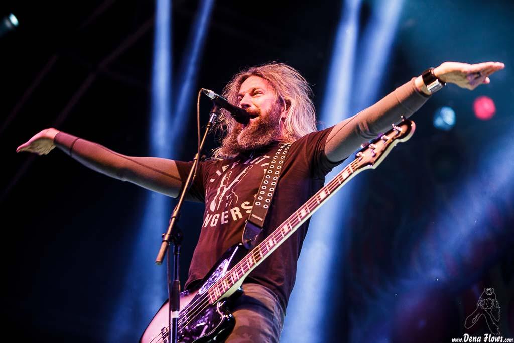 Mastodon, Azkena Rock Festival 2015, Mendizabala, Vitoria-Gasteiz, 20/VI/2015