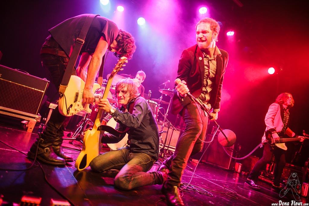 Bullet Proof Lovers, IV Open Rock Gaua, Larratxo Kultur Etxea, Donostia-San Sebastián, 15/V/2015