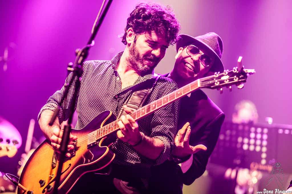 Saúl & Friends (The Troubadour All Star Band), Izar & Star 2018, Kafe Antzokia, Bilbao, 15/III/2018
