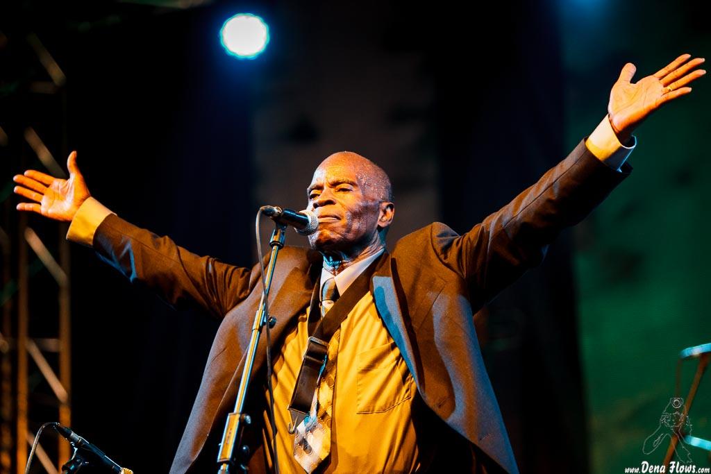 Maceo Parker, Festival Internacional de Blues de Getxo 2015, Biotz Alai Plaza, Algorta, 17/VII/2015